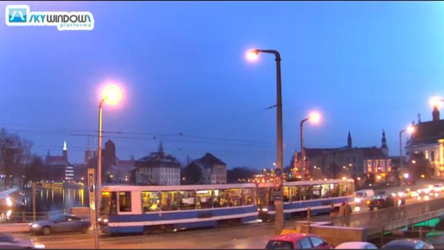 Most Uniwersytecki - Wrocław